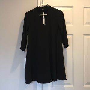 Quarter Sleeve Keyhole LBD from South Moon Under